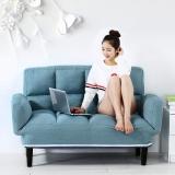 星恺(XINGKAI)懒人沙发 休闲沙发椅卧室单双人沙发可折叠 多功能沙发床