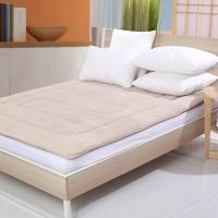 多喜爱(Dohia)床褥床垫 舒柔软绒垫 舒柔高档床护垫 榻榻米床垫 1.5米床 200*150cm
