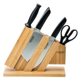 德世朗 (DESLON)科堡刀具七件套 厨房刀具套装组合 KB-TZ901-7