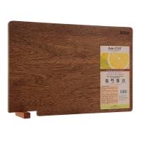 达乐丰鸡翅木站立式切菜板 实木砧板案板JN004(38*26*2cm)