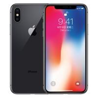 Apple iPhone X (A1865) 64GB 深空灰色 移动联通电信4G手机
