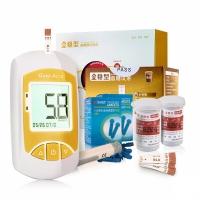血糖测试系统 ,金稳+试纸50片 瓶装