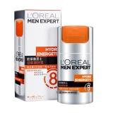 歐萊雅(LOREAL)男士勁能醒膚露8重功效50ml(保濕 抗倦容 再現肌膚活力)(新老包裝隨機發貨)
