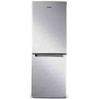奥马(Homa) BCD-176A7 176升 快速制冷 大冷藏 家用节能 双门冰箱 银色