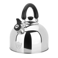 美厨(maxcook)烧水壶304不锈钢水壶 4L鸣音 煤气电磁炉通用 乐厨系列 MS004Y