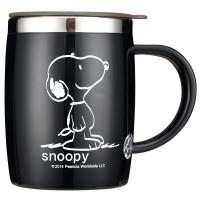 史努比(SNOOPY)办公保温杯水杯420ML可爱杯子情侣杯DP-58002H