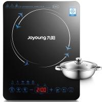 九阳(Joyoung)电磁炉触摸式C21-SK805赠全钢汤锅