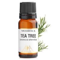 英国AA网AASKINCARE茶树精油10ml(按摩精油 祛痘印祛黑头控油收缩毛孔)