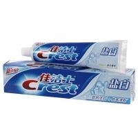 佳洁士(Crest) 盐白牙膏(清凉薄荷香型)90g(天然盐 洁白牙齿  防蛀)(新旧包装随机发货)