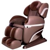 怡禾康 F1 家用按摩椅 零重力多功能太空舱按摩椅 咖啡色