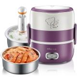 小熊(bear)电热饭盒 加热保温饭盒 双层真空DFH-S2116