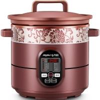 九陽(Joyoung)JYZS-K423電燉鍋4L紫砂鍋煲湯鍋養生電燉盅(可預約)
