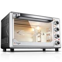 长帝(changdi)电烤箱家用多功能 独立控温 旋转烤叉 TRTF32S