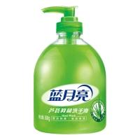 蓝月亮 清洁抑菌 滋润保湿洗手液(芦荟)500g/瓶