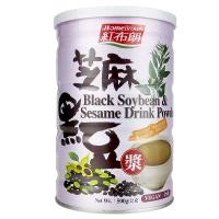 台湾红布朗芝麻黑豆浆,500g