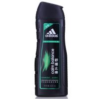 阿迪达斯(adidas) 男士舒缓止痒去屑洗发露400ml(洗发水)