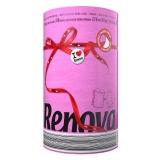 瑞诺瓦之爱( Renova) 专业厨房清洁用纸 粉/白色 2层120节*卷 葡萄牙进口