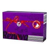 瑞诺瓦之爱( Renova) 香氛手帕纸 双拼薰衣草幻紫/白色 3层9抽*6包 葡萄牙进口