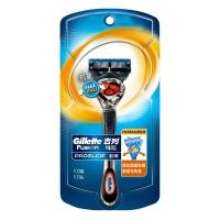 吉列 Gillette 锋隐致顺刀架含一刀架一刀头