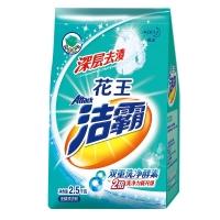 潔霸(ATTACK)深層去漬無磷洗衣粉 2.5千克(花王品牌出品)