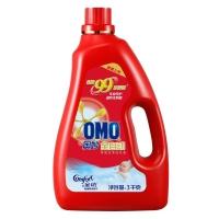 奥妙(OMO)洗衣液 全自动含金纺温和馨香精华 深层洁净3kg