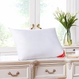 梦洁家纺(MENDALE)枕芯 舒适成人枕头 丝柔羽丝绒枕 单只装 50*70cm