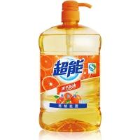 超能 离子去油洗洁精(西柚祛腥)1.5kg(新老包装随机发货)