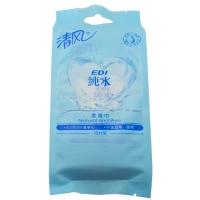 清风(APP)湿巾 EDI纯水系列  单片装*10片 不含酒精