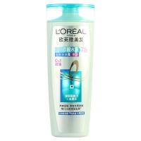 欧莱雅(LOREAL)透明质酸水润去屑洗发露400ml(无硅油)新老包装随机发