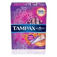 丹碧丝(Tampax)导管式隐形卫生棉条 超大流量16支装(美国进口 幻彩系列 非卫生巾)