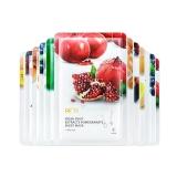 PF79鲜果珍萃面膜12片装(补水、保湿、晒后修护)