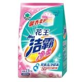 洁霸(ATTACK)净柔无磷洗衣粉 2.5千克(花王品牌出品)