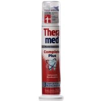 汉高施华蔻 (Theramed) 瓦解牙渍 按压式牙膏 100ml 红色 (欧洲原装进口)