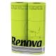 瑞诺瓦之爱( Renova) 檀香卷纸 实用装清新绿3层140节*6卷 葡萄牙进口