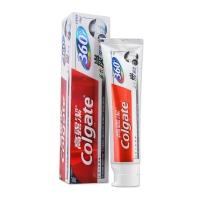 高露洁(Colgate) 360°全面口腔健康 牙膏 180g (备长炭深洁)