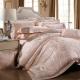 富安娜家纺 床单四件套 提花床品套件 罗纳河上的星夜 1.8米床适用(230*229cm)黄色