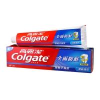 高露洁全面防蛀清新牙膏250g