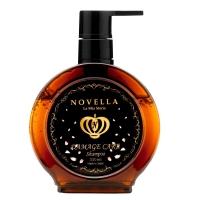 那緋瀾(Novella)修護洗發水330ml 無硅氨基酸精油類洗發水 孕婦嬰兒洗發水 日本原裝進口