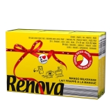 瑞诺瓦之爱( Renova) 香氛手帕纸 双拼芒果黄/白色 3层9抽*6包 葡萄牙进口