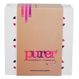 Tmaxx Purer 緊湊型導管式衛生棉條 無香型 (3支普通型+6支量大型+3支超大型)12支混合裝