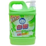 白猫 淘米水青柠洗洁精1350g