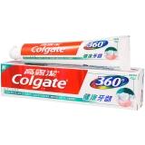 高露洁(Colgate) 360°全面口腔健康 牙膏 140g (健康牙龈)