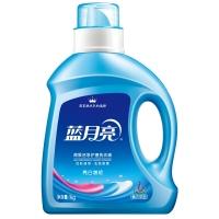 蓝月亮 亮白增艳洗衣?#28023;?#34224;衣草)1kg/瓶 (新老包装随机发货)