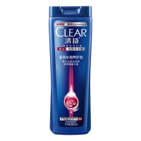 [京东下架品种]清扬(CLEAR)男士洗发露 多效水润养护型(去屑+强健头皮)200ml(洗发水)