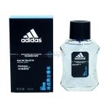[京东下架品种]阿迪达斯adidas男士香水 冰点50ml