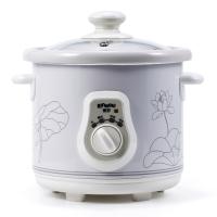 樱舒(Enssu)bb煲婴儿煮粥锅陶瓷内胆1.5L电饭锅/电粥煲/电饭煲ES308