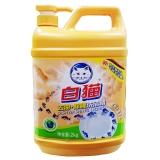 白猫 去油+除腥洗洁精2000g