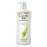 清扬(CLEAR)洗发露 控油平衡型(去屑+控油)500ml(洗发水)