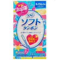 Unicharm尤妮佳 内置卫生棉条(普通量 10支)
