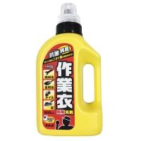 家耐优 KANEYO 制服校服工作服专用增强去顽渍洗衣液800ml/瓶(日本原装进口)